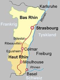 Jakobsen I Alsace Rejseoplevelser Og Fotos