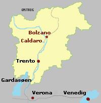 Jakobsen I Norditalien Camping I Alto Adige Ved Foden Af