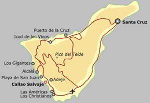 Jakobsen Pa Tenerife Rejseoplevelser Og Fotos